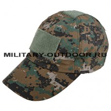 Anbison Tactical Baseball Cap Digital Woodland