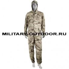 Костюм маскировочный Барс Сумрак-М1 Мох Песок