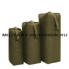 Mil-tec LARGE US COTTON DUFFLE BAG OD