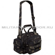 Сумка Ana Tactical Оперативная Multicam Black