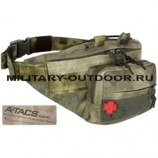 Сумка Ana Tactical Поясная 929 A-tacs FG
