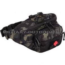 Сумка Ana Tactical Поясная 929 Multicam Black