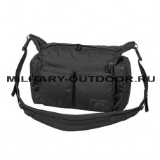 Helikon-Tex WOMBAT Mk2® Shoulder Bag - Cordura® Black
