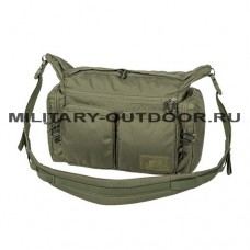 Helikon-Tex WOMBAT Mk2® Shoulder Bag - Cordura® Olive Green