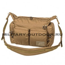Helikon-Tex WOMBAT Mk2® Shoulder Bag - Cordura® Coyote