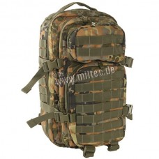 Mil-Tec Assault Pack Small Flecktarn