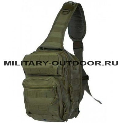 Mil-tec One Strap Assault Pack Small Olive