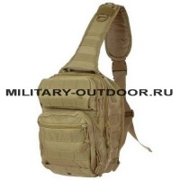 Mil-tec One Strap Assault Pack Small Coyote