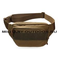 Поясная сумка-кобура UP-116-CB Coyote