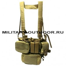 Wartech Chest Rig TV-101-CB Coyote