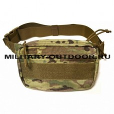 Поясная сумка-кобура UP-116-MCN Multicam