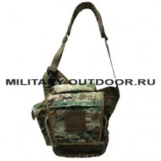 Наплечная тактическая сумка Резерв Мультикам