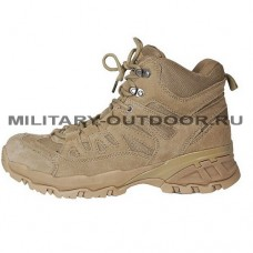 Mil-Tec Squad Boots 5 INCH Coyote