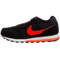 Nike MD Runner 2 749794-088 Black-Total Crimson