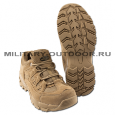 Mil-Tec Squad Shoes 2,5 INCH Coyote