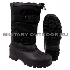 MFH Thermo Boots Fox -40C Black