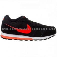 Nike MD Runner 2 749794-088 Black-Total Crimson