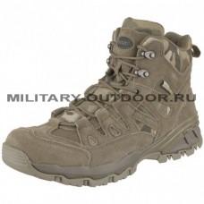 Mil-Tec Squad Boots 5 INCH Multicam