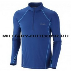 Columbia Midweight 1/2 Zip Shirt (OMNI-HEAT)