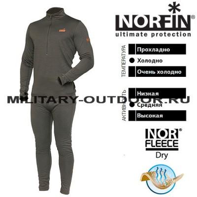 Термобельё Norfin Nord Air Grey