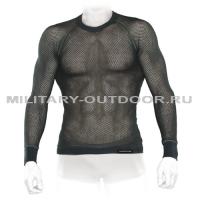 Tramp Super Mesh Active Shirt Black