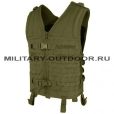 Condor Modular Style Vest Olive Green