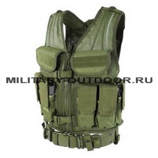 Condor Elite Tactical Vest OD