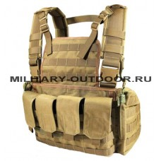 Wartech Chest Rig MK3 TV-104-BK Coyote