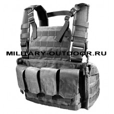 Wartech Chest Rig MK3 TV-104-BK Black