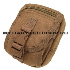 Condor MA26: Gadget Pouch Coyote Brown