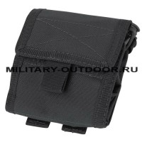 Condor MA36: Roll-Up Utility Pouch Black
