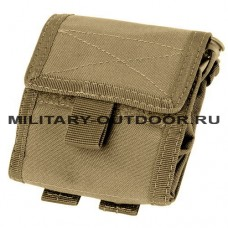 Condor MA36: Roll-Up Utility Pouch Coyote Brown