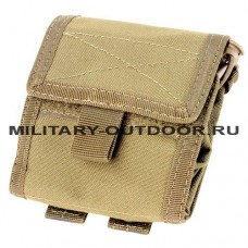 Condor MA36: Roll-Up Utility Pouch Tan