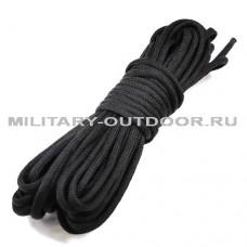 Паракорд 550/10м Black
