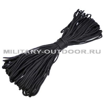 Паракорд 550/30м Black