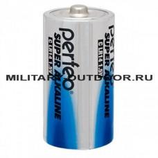 Элемент питания Perfeo 1.5V C (LR14) Super Alkaline