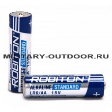 Элемент питания Robiton 1.5V AA (LR06) Standard