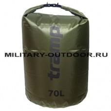 Гермомешок Tramp 70L TRA-209 Olive