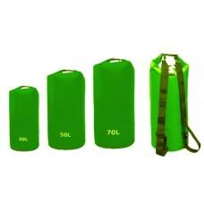 Гермомешок BTrace PVC 70L Green