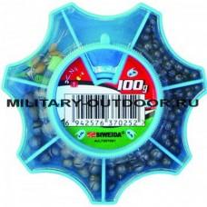 Набор грузов SWD 100г 7507081