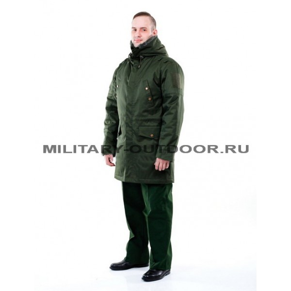 Купить Военную Демисезонную Синюю Куртку