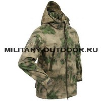 Куртка Ana Tactical Soft Shell 863 A-tacs FG