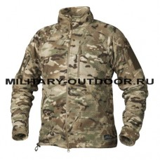 Helikon-Tex Alpha Tactical Grid Fleece Jacket Camogrom