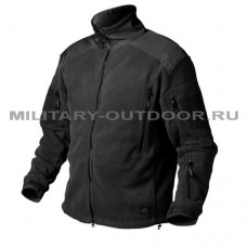 Helikon-Tex LIBERTY Double Fleece Jacket Black