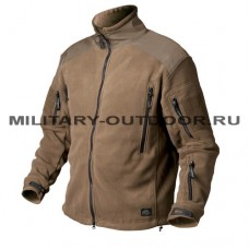 Helikon-Tex LIBERTY Double Fleece Jacket Coyote