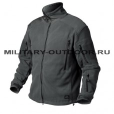 Helikon-Tex LIBERTY Double Fleece Jacket Shadow Grey