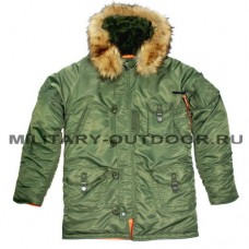Denali Marshal Jacket Rifle Green