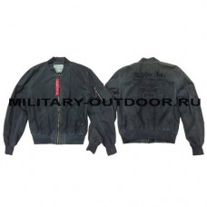 Alpha Industries Peace Rider Jacket Black