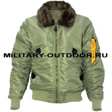 Denali B-15 Sage Green Jacket