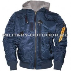 Denali Intruder Rep.Blue/Red Jacket
